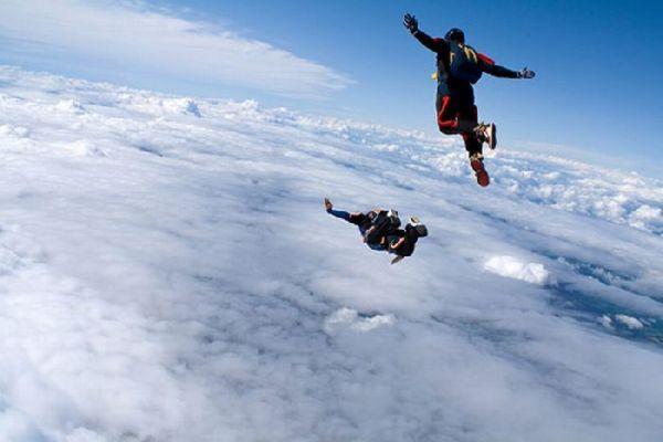 parachutisme tanger
